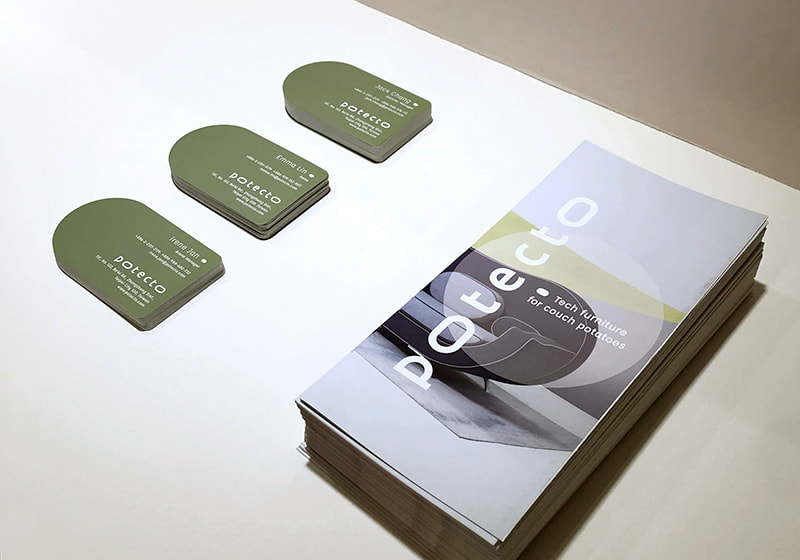 Potecto Business Card