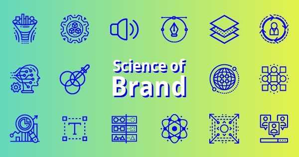 More than just visual creativity: the science of brand